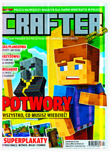 2/2018 CRAFTER MINECRAFT CD ACTION