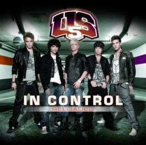 IN CONTROL US5 RELOADED CD FOLIA