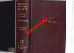 Electrical Enginers Handbook-Pender,Mcilwain