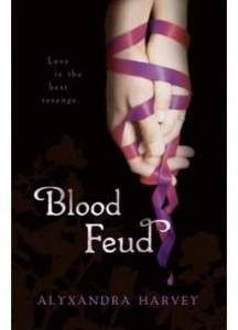 BLOOD FEUD,HARVEY