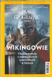3/2017 NATIONAL GEOGRAPHIC WIKINGOWIE CHINY