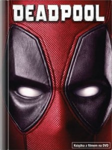 DEADPOOL DVD FOLIA