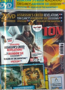 7/2017 CD ACTION 2 DVD ASSASSIN`S CREED