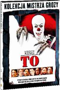TO STEPHEN KING DVD FOLIA