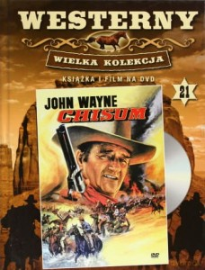 CHISUM WAYNE TEAL ROBERSON JOHNSON  DVD