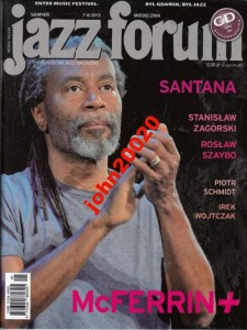 7-8/2013 JAZZ FORUM.SANTANA,MCFERRIN