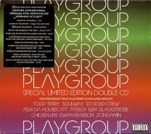 PLAYGROUP NUMBER ONE PRESSURE TOO MUCH CD
