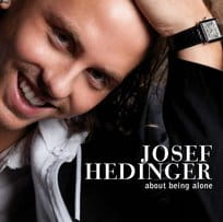 J HEDINGER ABOUT BEING ALONE CD NOWA FOLIA