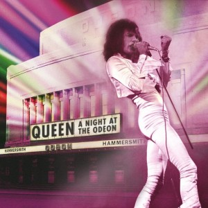 A NIGHT AT THE ODEON HAMMERSMITH 1975 DELUXE QUEEN CD