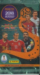 ROAD TO RUSSIA 2018 KARTY PANINI ADRENALYN XL