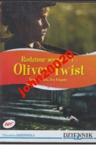 OLIVER TWIST.KINGSLEY.DVD