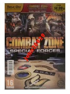 COMBAT ZONE SPECIAL FORCES - PC