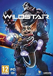 WILDSTAR PC  DVD FOLIA