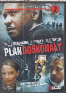 PLAN DOSKONAŁY DVD WASHINGTON OWEN
