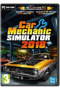 CAR MECHANIC SIMULATOR 2018 PC DVD
