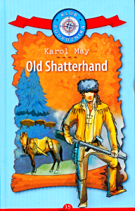 OLD SHATTERHAND KAROL MAY NOWA TWARDA