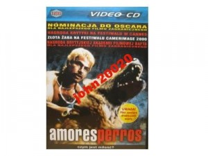 AMORES PERROS-vcd