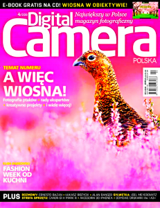 4/2018 DIGITAL CAMERA CD FOTOGRAFIA PTAKÓW