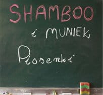 SHAMBOO I MUNIEK PIOSENKI   CD FOLIA