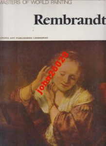 REMBRANDT.MASTERS OF WORLD PAINTING