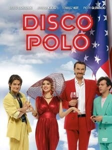 DISCO POLO DVD OGRODNIK FOLIA