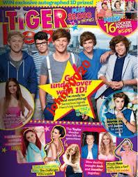 TIGER BEAT 10-2012,october